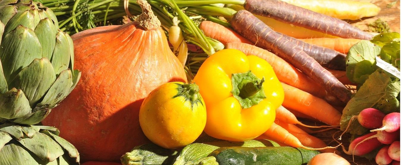 Détox de printemps grâce aux fruits et légumes