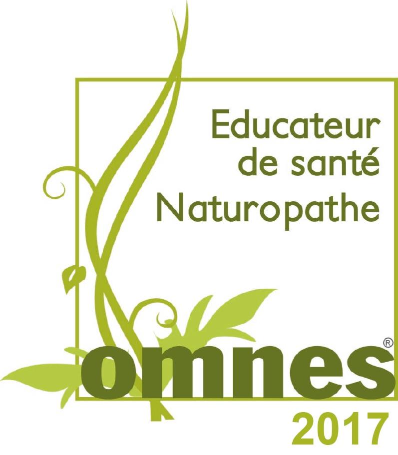 logo omnes pour les naturopathes certifiés