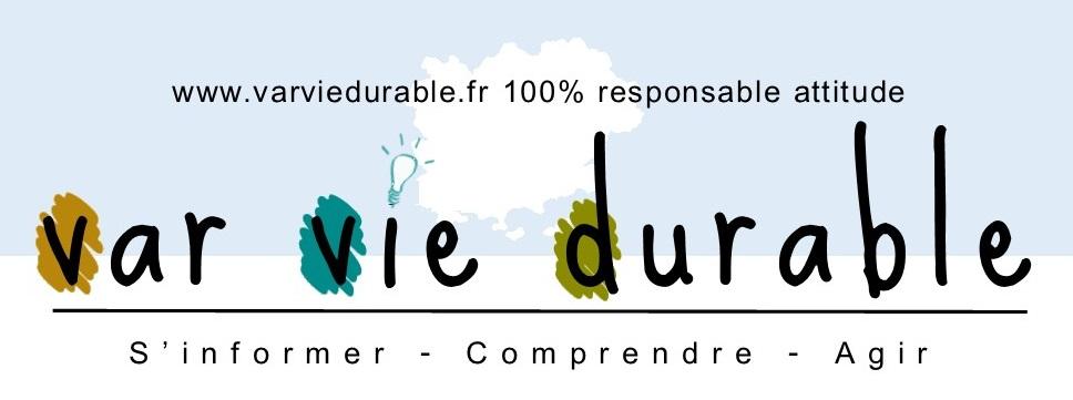 Liens utiles, le logo de var la vie durable