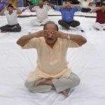 Yoga pour équilibrer pitta dosha