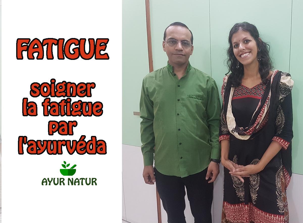 soigner naturellement la fatigue chronique, avec Dr Sandeep Madaan et Rita Oosterbeek