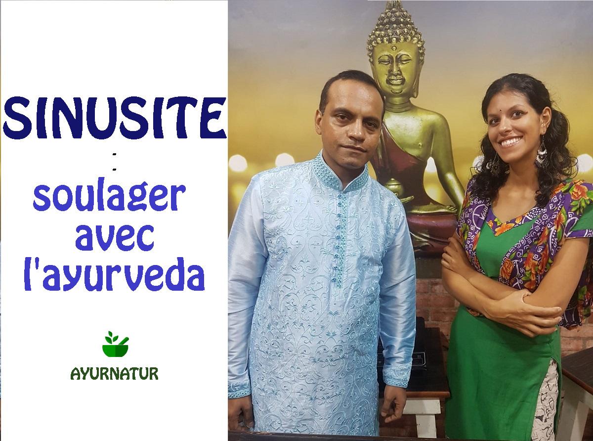 Soulager la sinusite grâce à l'ayurvéda - avec Dr Sandeep Madaan et Rita Oosterbeek