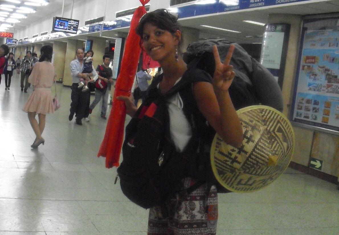 Voyage en sac à dos